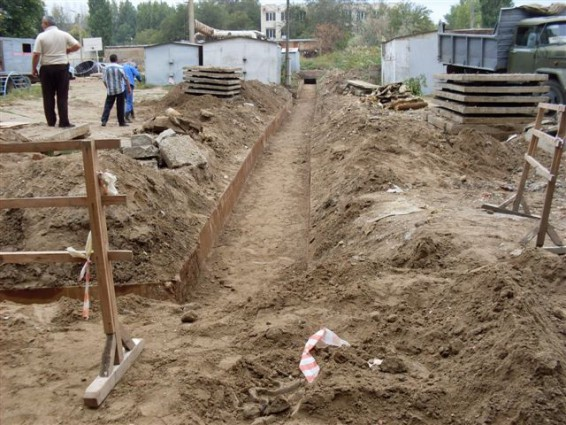 г. Астрахань, ул. Дальняя. 17 сентября 2009 года. 08 ч. 54 мин.