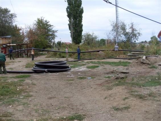 г. Астрахань, ул. Дальняя. 17 сентября 2009 года. 13 ч. 37 мин.