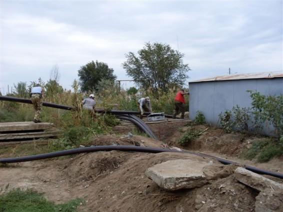 г. Астрахань, ул. Дальняя. 17 сентября 2009 года. 13 ч. 38 мин.