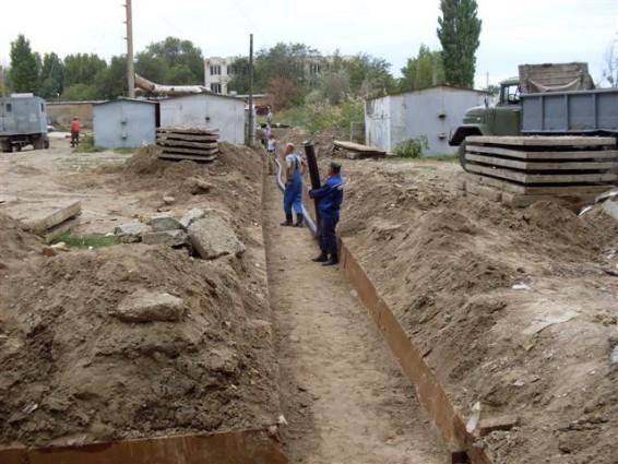 г. Астрахань, ул. Дальняя. 17 сентября 2009 года. 13 ч. 44 мин.