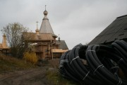 Мурманская область, п.Печенга. Трифонов Печенгский монастырь. Июль 2004 года.