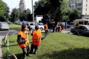 г. Москва, ул. Шаболовка. 8 августа 2008 года. 11 часов 09 минут.